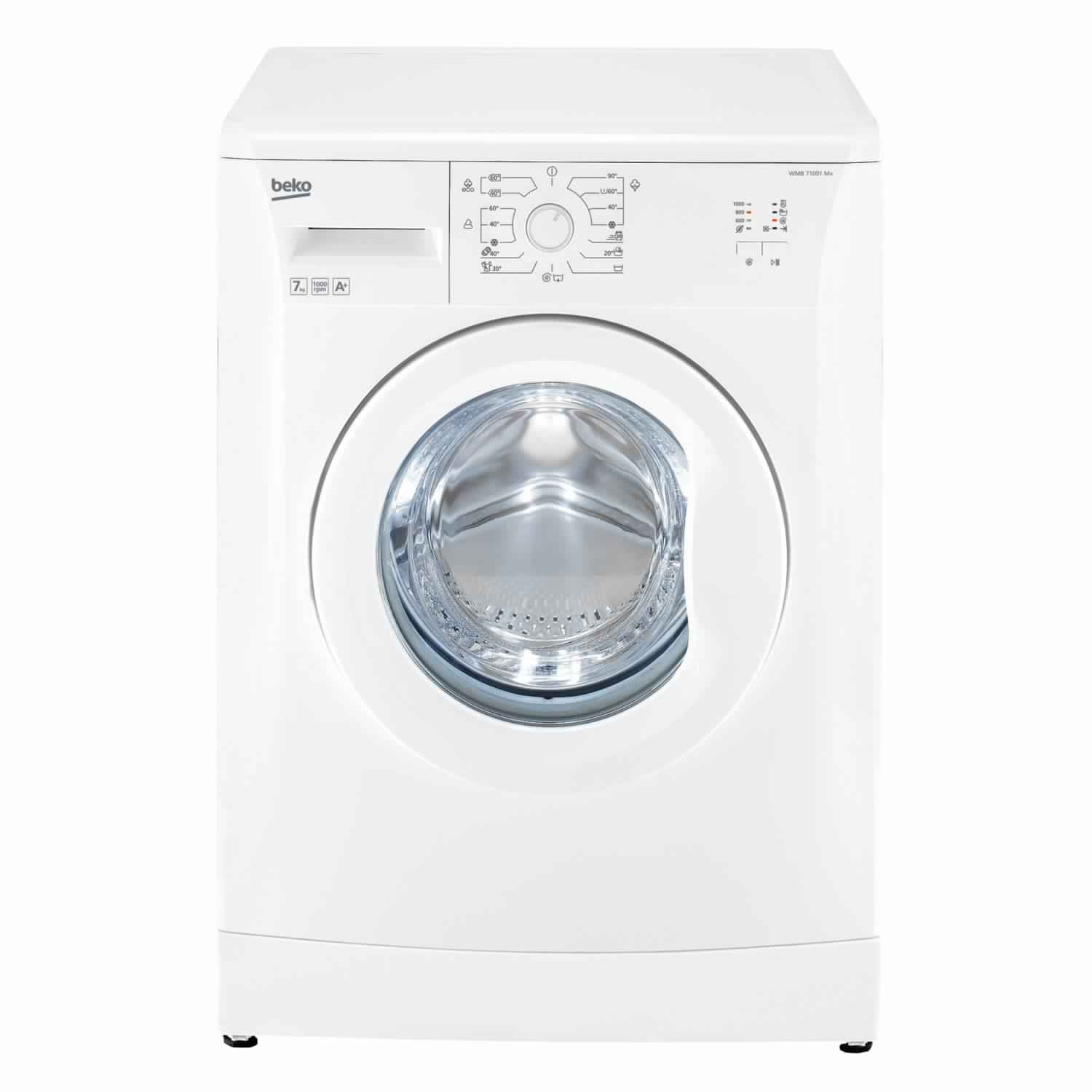 cityshop vente machine laver automatique beko 7kg blanc. Black Bedroom Furniture Sets. Home Design Ideas
