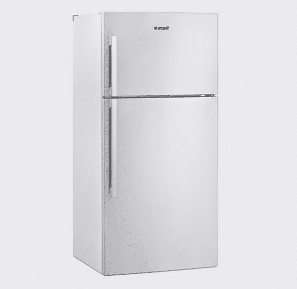 Réfrigérateur Arcelik NF 9560 426l Silver