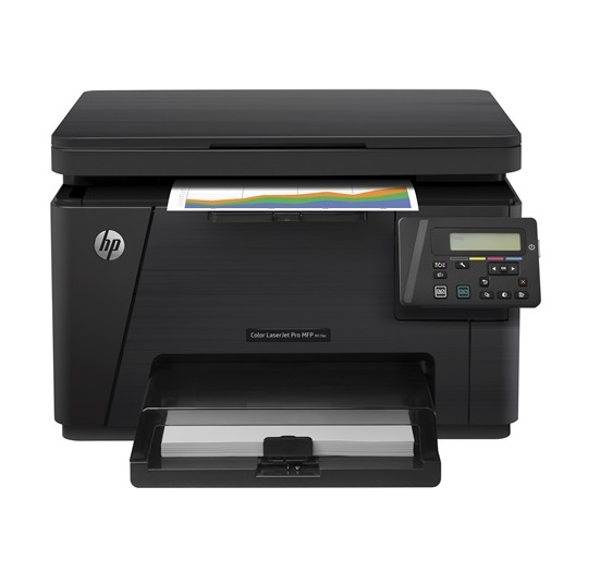 Imprimante LaserJet Pro HP MFP M176n Color