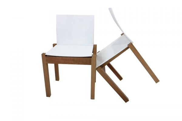 CHAISE FLY WOOD