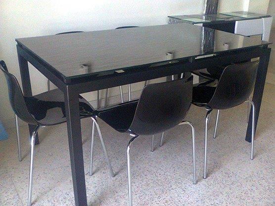 Table Agatha Et Chaise Petite