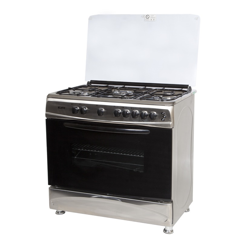cuisiniere klass 5 feux tg6950 i cityshop tunisie. Black Bedroom Furniture Sets. Home Design Ideas