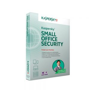 Kaspersky Small Office Security 4,0 (10postes + 1 serveur ) 1 an