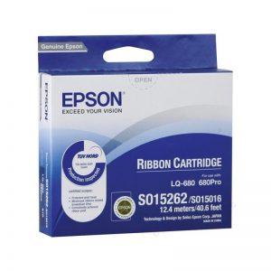 RUBAN NOIR EPSON LQ-680