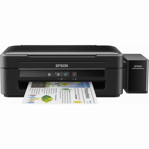 imprimante multifonction Epson L382 3en1 avec des réservoirs d'encre intégrés