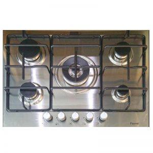 Plaque de cuisson Ferre 5 feux Inox