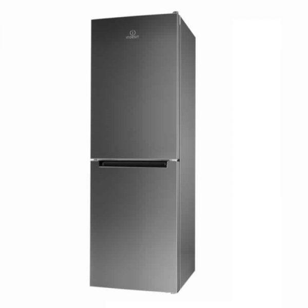 Réfrigérateur combiné INDESIT Inox