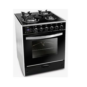Cuisinière IChef Smart Unionaire 4 Feux 60x60cm Digital Full option