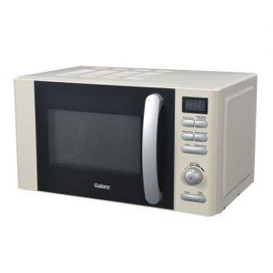 Micro-ondes 20 litres avec afficheur blanc Galanz