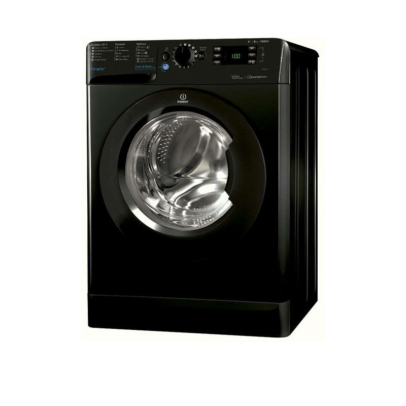 machine laver automatique 9kg indesit bwe 91283x k fr cityshop tunisie. Black Bedroom Furniture Sets. Home Design Ideas