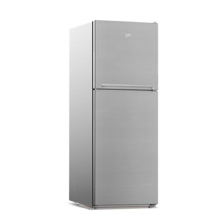 Réfrigérateur BEKO NoFrost 410 Litres Silver RDNT41SX