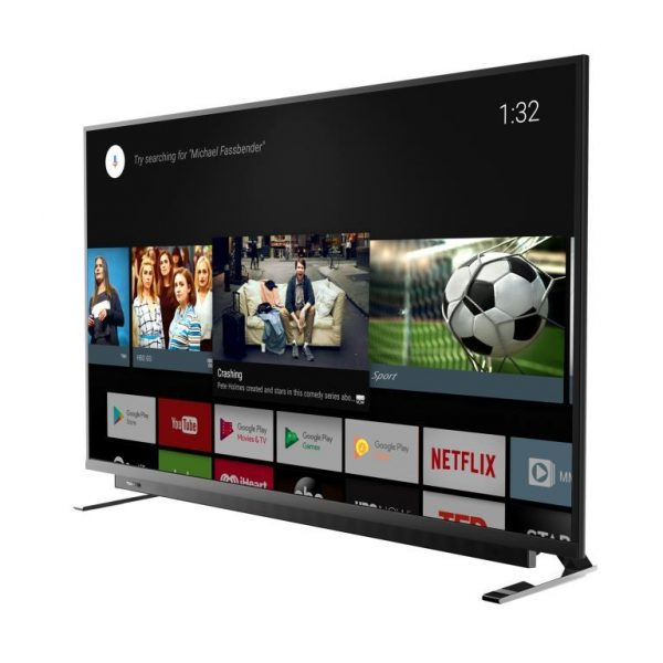 TV TOSHIBA 55 ULTRA HD « 4K » SMART ANDROID