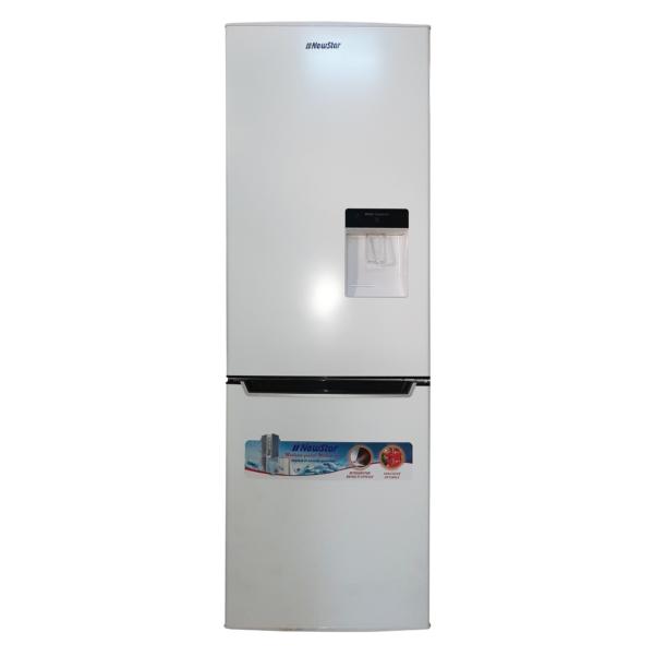 Réfrigérateur Combiné NewStar 224 Litres Defrost Blanc