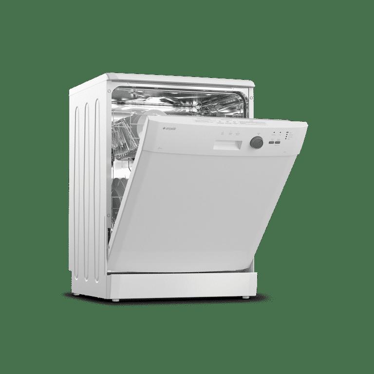 Lave Vaisselle Arcelik 5 programmes blanc