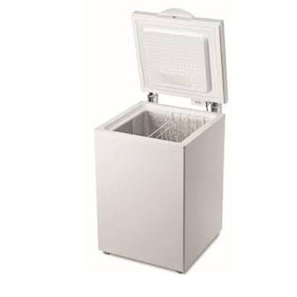 Congélateur INDESIT 140 litres blanc