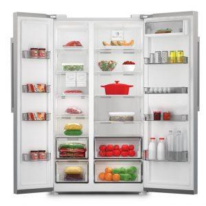 Réfrigérateur américain side by side Arcelik SBS1613S 561 litres