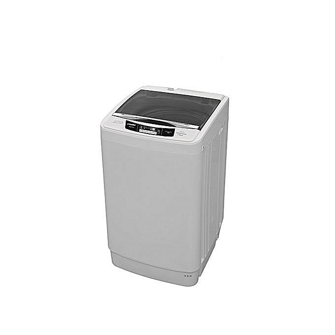 machine laver top automatique newstar 7kg silver silver. Black Bedroom Furniture Sets. Home Design Ideas