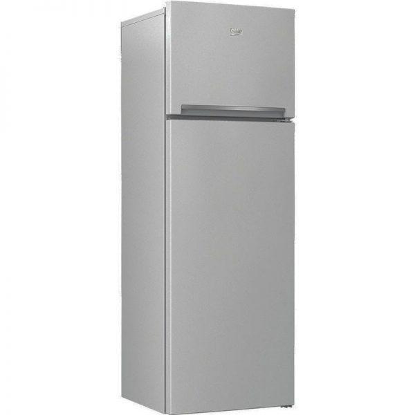 Réfrigérateur BEKO 360 Litres DeFrost silver