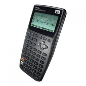 Calculatrice graphique HP 40gs