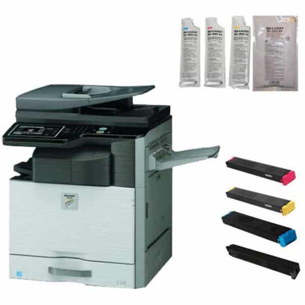 Photocopieur Multifonction SHARP MX-2010U Couleur A3