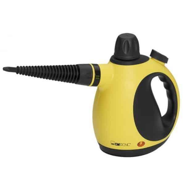 Nettoyeur à vapeur avec 9 accessoires