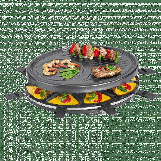 Gril à raclette Clatronic