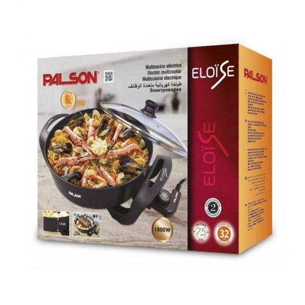 Multi cuisine Electrique Palson ELOISE 1800 W Noir