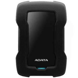 "Disque Dur Externe ADATA HD330 1 To 2.5"" USB 3.2 Noir"