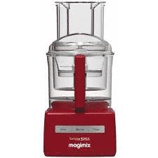 Robot multifonction compact 3200 XL Magimix 85313 E Rouge