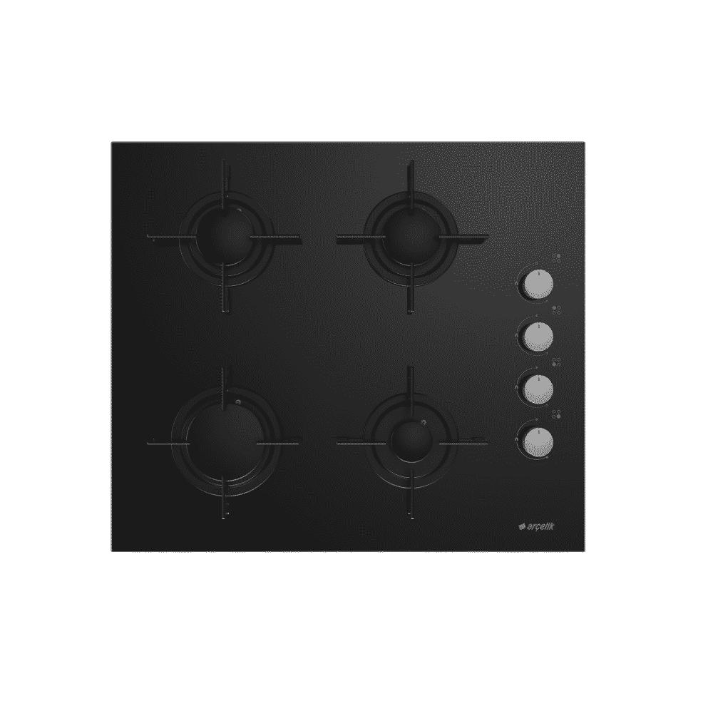 Plaque de Cuisson Arcelik 60 cm Noir
