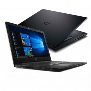 Pc Portable DELL Inspiron 3580 Dual Core 4Go 500Go Noir